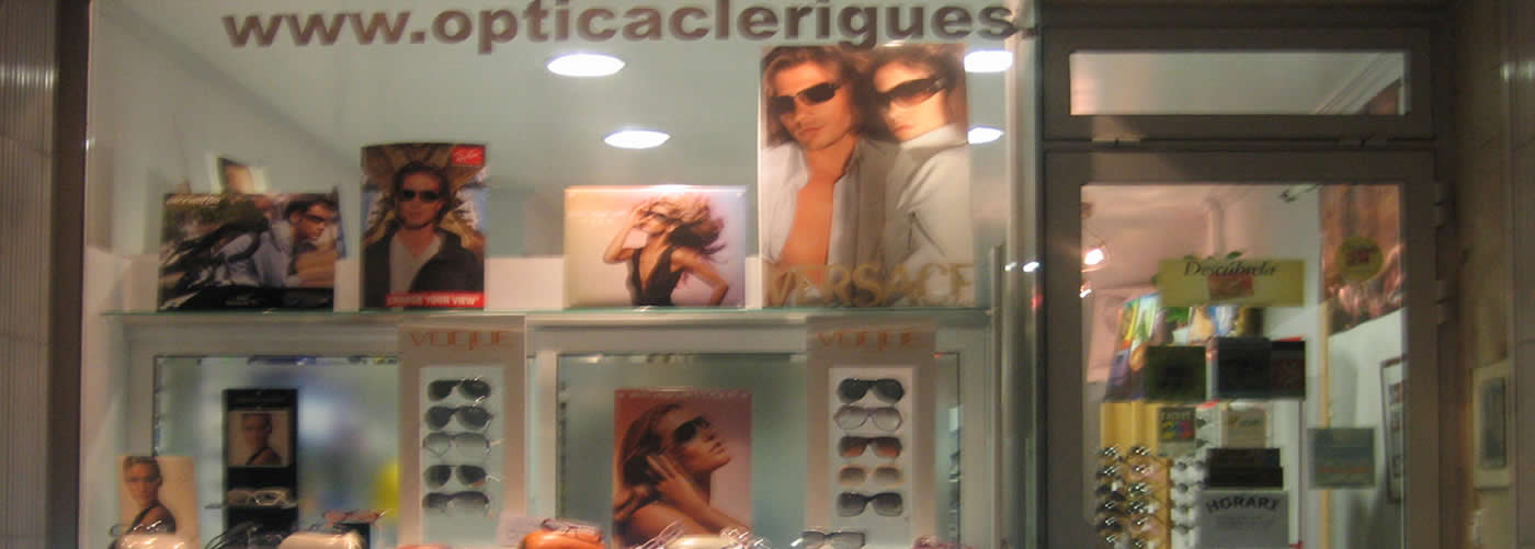 Optica Clérigues